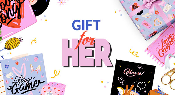 Gifts For Her!!!