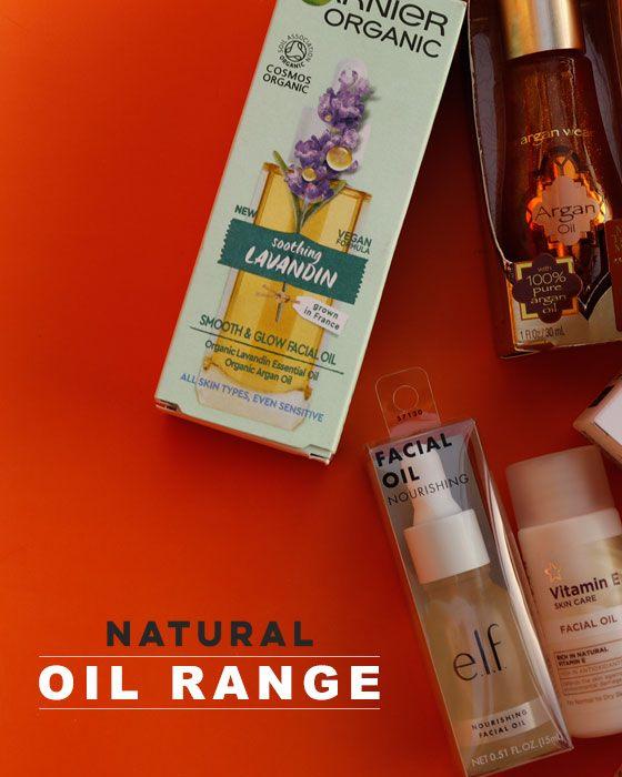 Natural Oil Range!!!