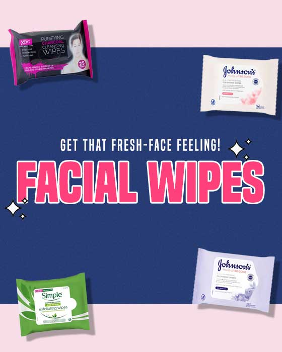 Get the fresh-face feeling!!!