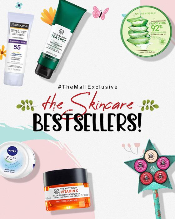 Bestsellers Skincare Range!!!