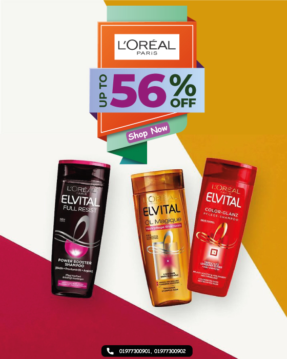 Upto 56% OFF on L'oreal !!!
