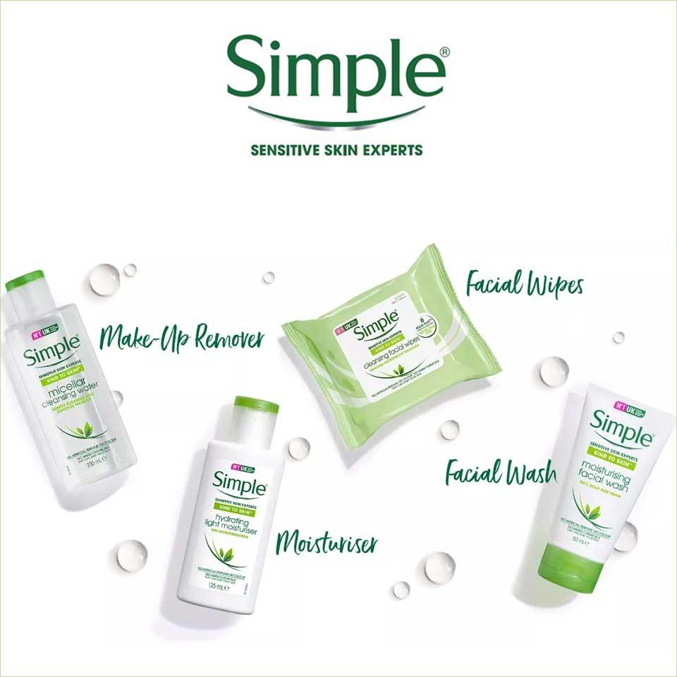 Simple Skincare!