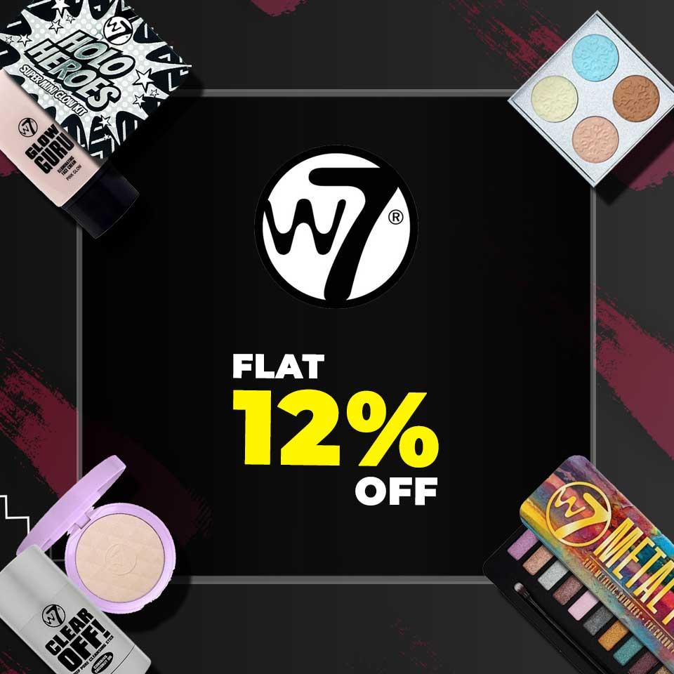 Flat 12% off on W7 !!!