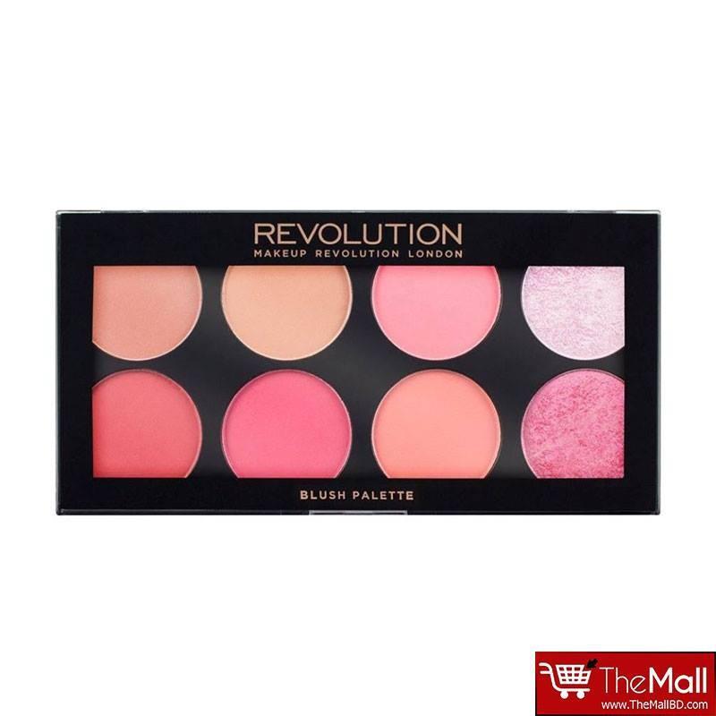 Makeup Revolution Ultra Blush Palette - Sugar and Spice