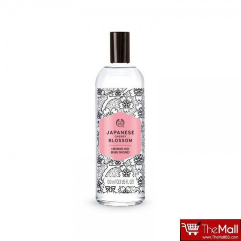 The Body Shop Japanese Cherry Blossom Fragrance Mist 100ml