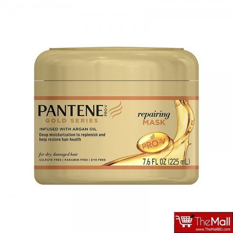 Pantene Pro-V Gold Series Repairing Mask 225 ml