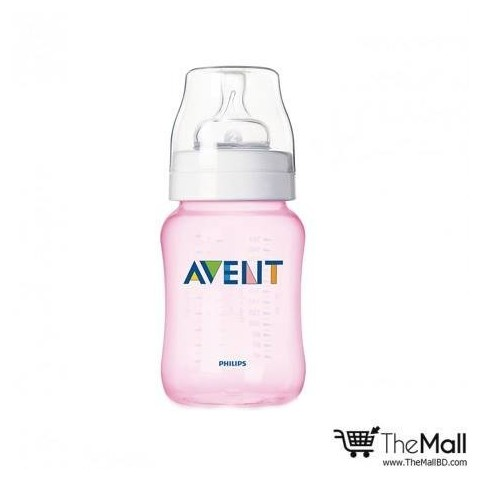 Philips Avent Bottle Classic Pink