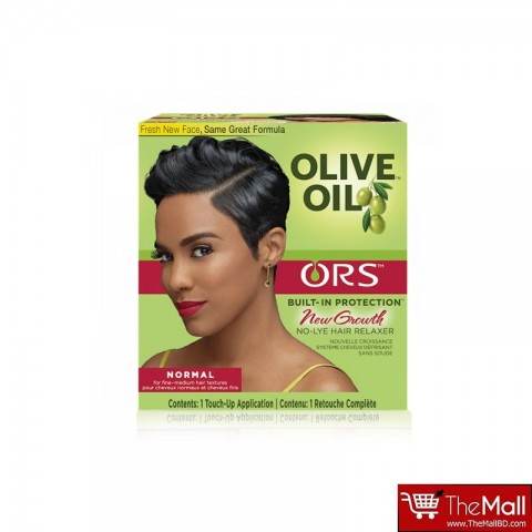 ORS Olive Oil New Growth Normal Hair Relaxer Kit