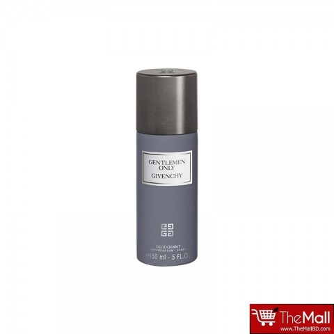 Givenchy Gentlemen Only Deodorant Spray For Men 150ml