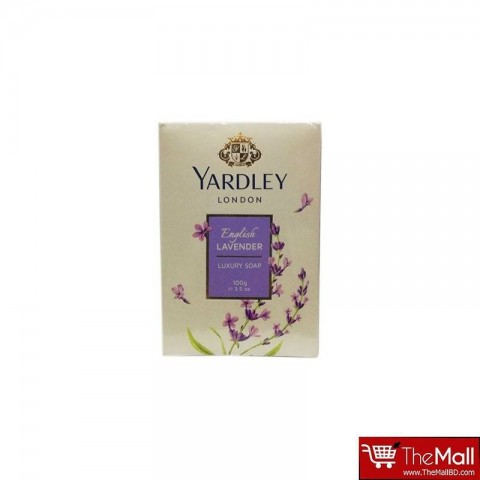 Yardley London English Lavender Luxury Soap 100g