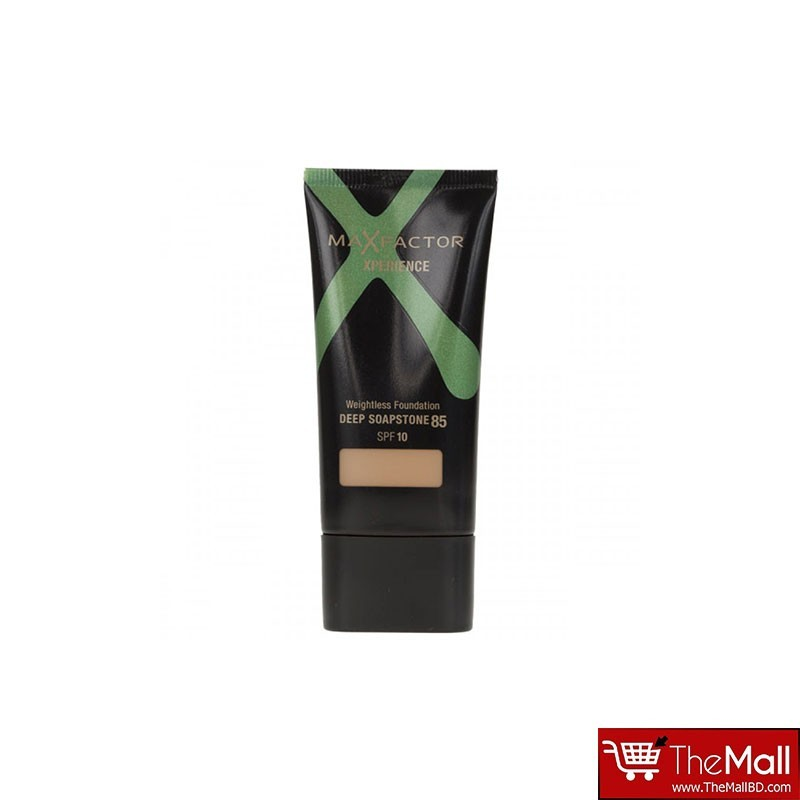 Max Factor Xperience Weightless Foundation 30 ml - Deep Soapstone 85