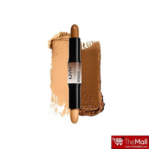 NYX Cosmetics Wonder Stick Highlight and Contour Stick - WS05 Deep Rich