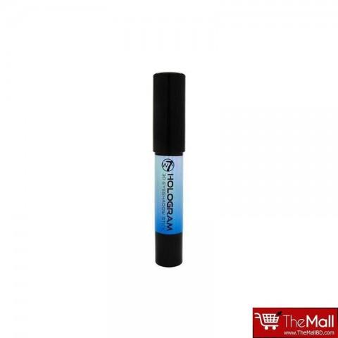 W7 3D Hologram Eyeshadow Stick - Blue