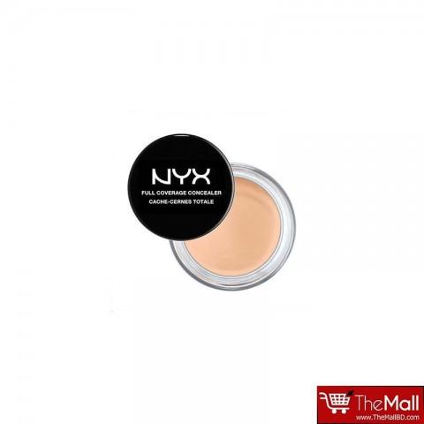 NYX Full Coverage Concealer 7g - CJ06.3 Fresh Beige