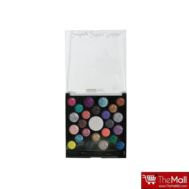 Beauty Treats Galaxy Glitter Eyeshadow Palette