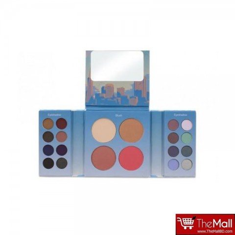 BH Cosmetics San Francisco Eyeshadow & Blush Palette - San Francisco