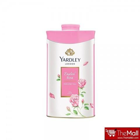 Yardley London English Rose Perfumed Talc Powder 250g