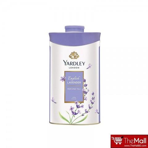 Yardley London English Lavender Perfumed Talc Powder 250g
