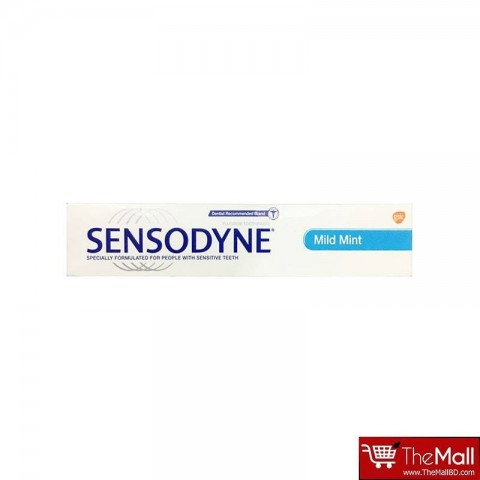 Sensodyne Mild Mint Toothpaste 75ml
