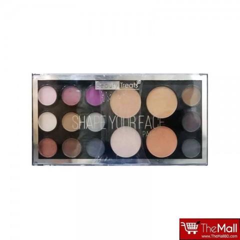 Beauty Treats Shape Your Face Palette