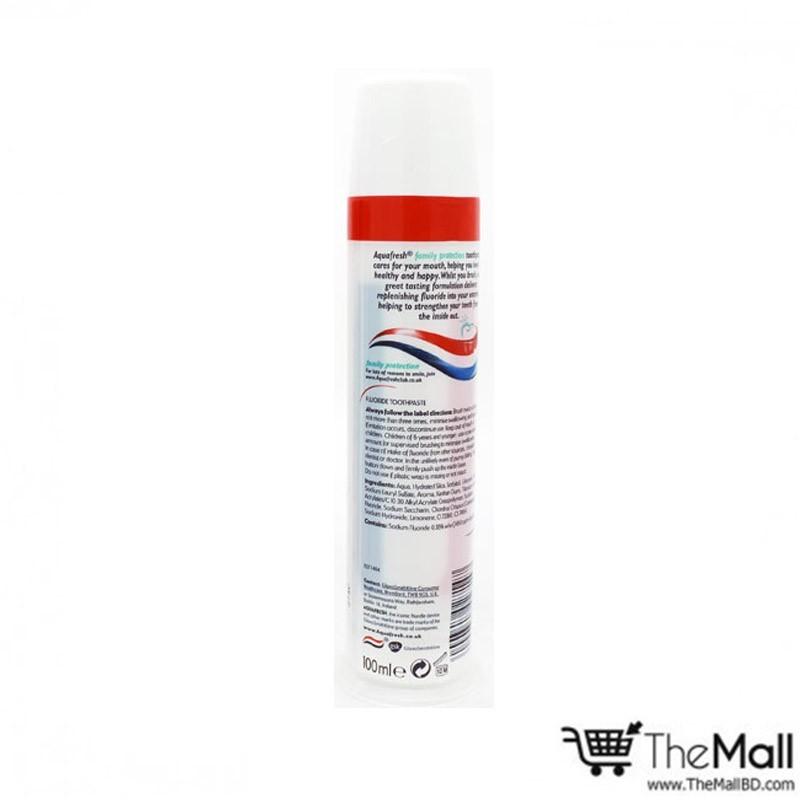 Aquafresh Triple Protection Pump 100ml - Fresh & Minty