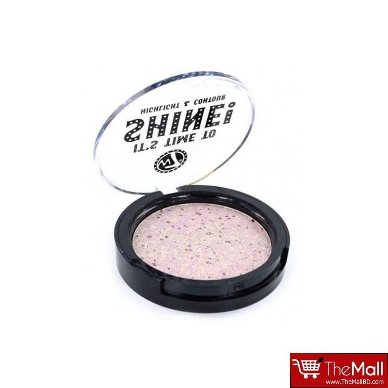 W7 It's Time To Shine Highlight and Contour Powder