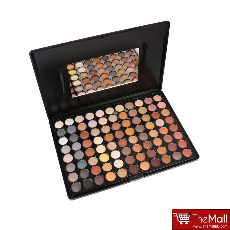 Beauty Treats 88 Professional Warm Eyeshadow Palette