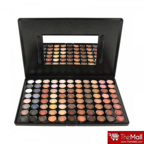 Beauty Treats 88 Professional Warm Eyeshadow Palette