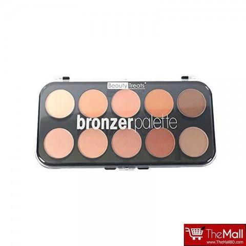 Beauty Treats Matte & Shimmer Bronzer Palette