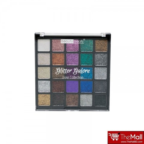 Beauty Treats Glitter Galore Luxe Collection Palette