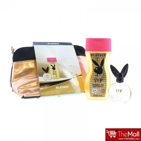 Playboy VIP Bag Gift Set