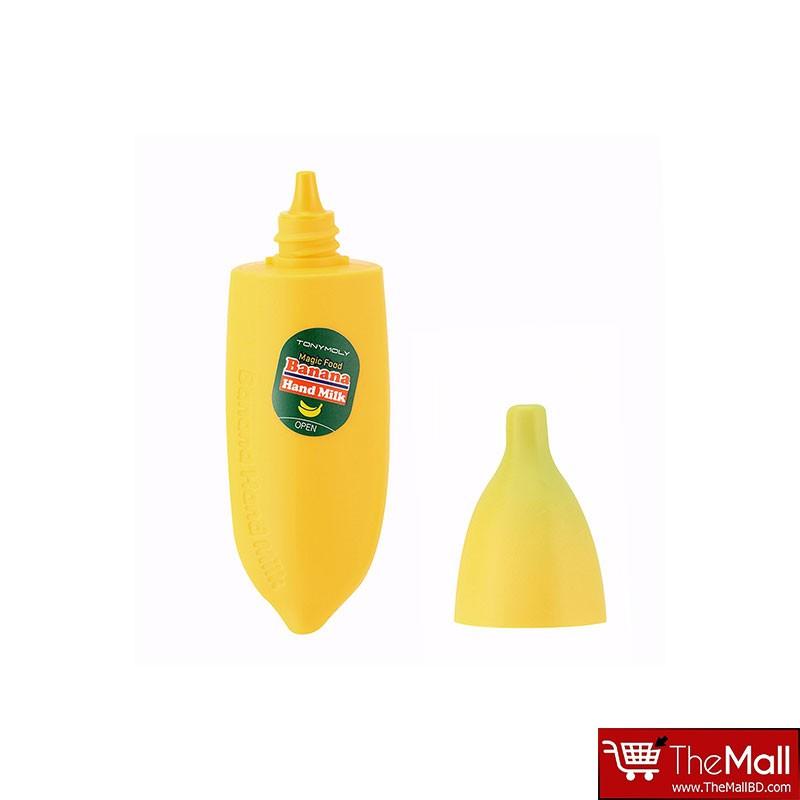 Tonymoly Magic Food Banana Hand Milk 45ml