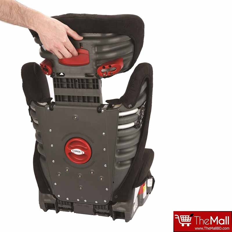 Diono Monterey 2 Expandable Booster Car Seat