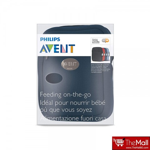 Philips Avent Thermal Tote Thermabag Black