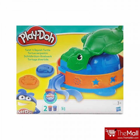 Play-Doh Twist n Squish Turtle Playset