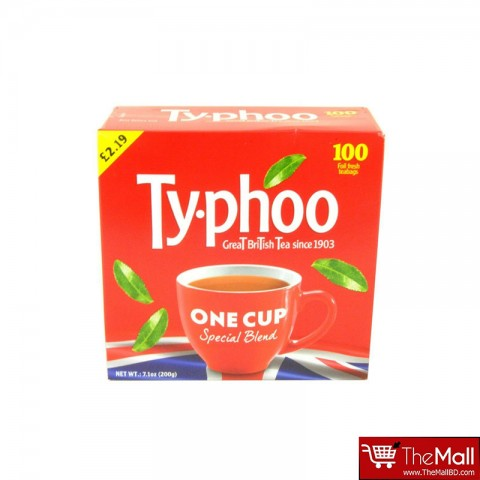 Typhoo Great British 100 Tea Bags