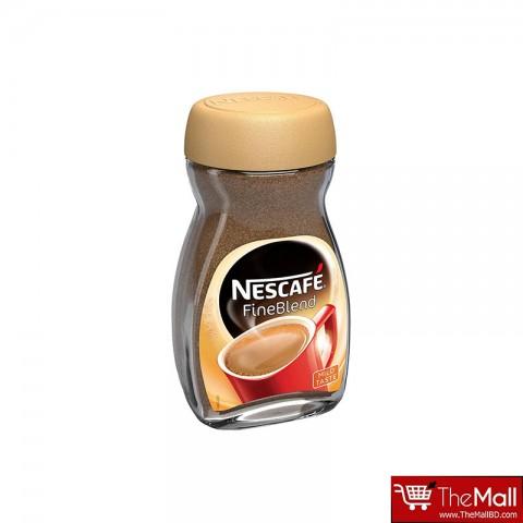 Nescafe Fine Blend Instant Coffee 100g