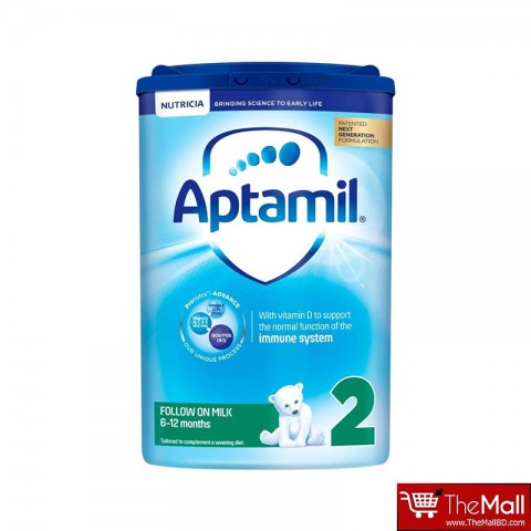 Aptamil Follow On Milk 2 From 6-12 Months 800g