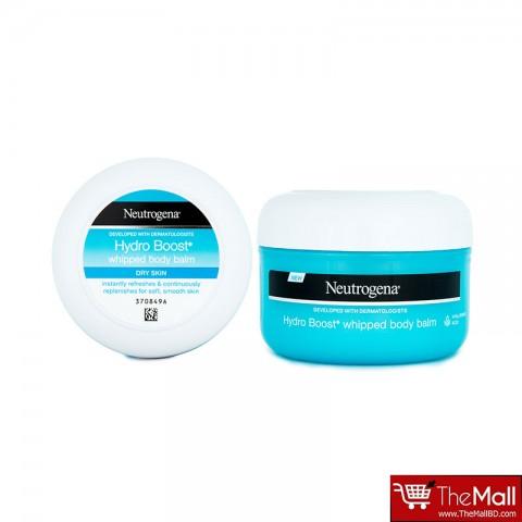 Neutrogena Hydro Boost Whipped Body Balm For Dry Skin 200ml