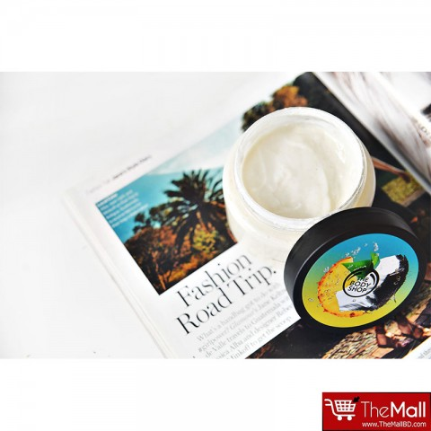 The Body Shop Pinita Colada Exfoliating Cream Body Scrub 250ml