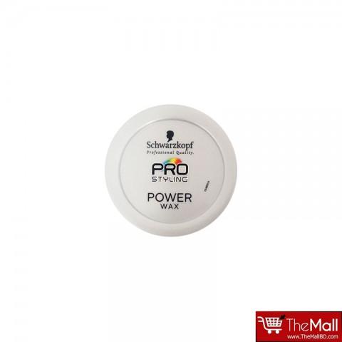 Schwarzkopf Pro Styling Power Wax 75ml