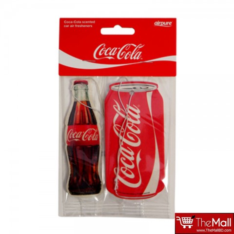 Air Pure Coca Cola Scented Car Air Fresheners