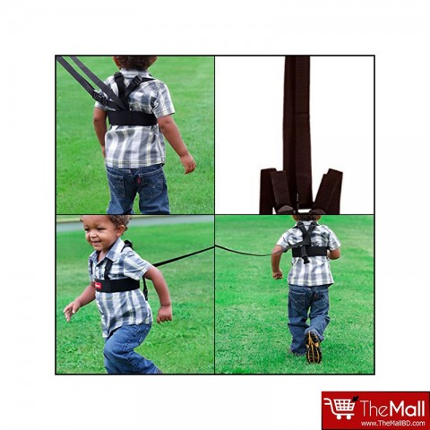 Diono Sure Steps Child Harness 2 - 4 years Black
