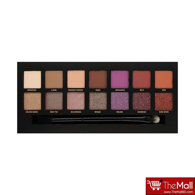 W7 Dusk Till Dawn Ultra Violet Neutrals Eye Colour Palette