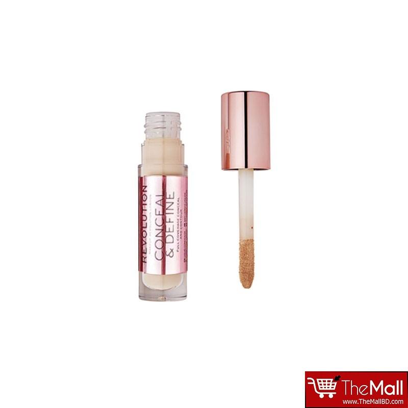 Makeup Revolution Conceal & Define Concealer 4g - C4