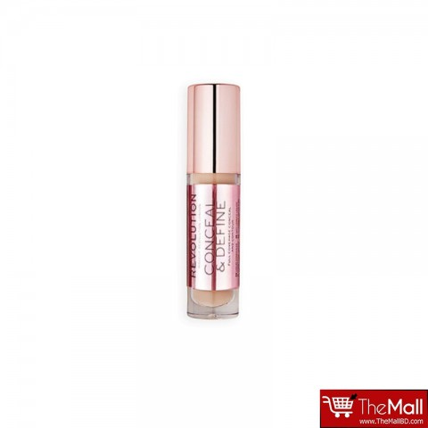 Makeup Revolution Conceal & Define Concealer 4g - C8