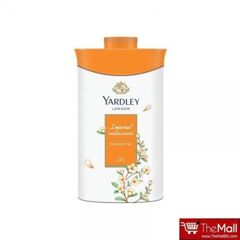 Yardley London Imperial Sandalwood Perfumed Talc 250g