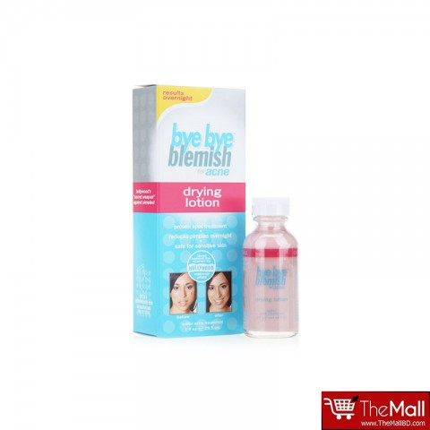 Bye Bye Blemish For Acne Drying Lotion 29.5 ml