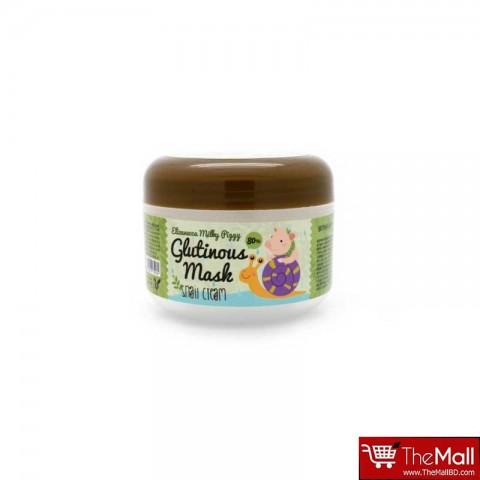 ELIZAVECCA Milky Piggy Glutinous 80% Mask Snail Cream 100g