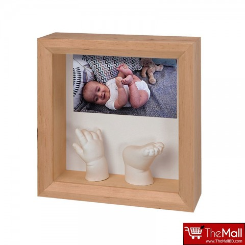 Baby Art My Baby Sculpture Honey Frame